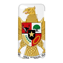 National Emblem Of Indonesia  Apple Ipod Touch 5 Hardshell Case by abbeyz71
