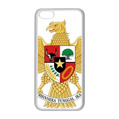 National Emblem Of Indonesia  Apple Iphone 5c Seamless Case (white) by abbeyz71