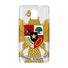 National Emblem Of Indonesia  Samsung Galaxy Note 4 Hardshell Case by abbeyz71
