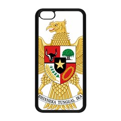 National Emblem Of Indonesia  Apple Iphone 5c Seamless Case (black) by abbeyz71