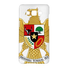 National Emblem Of Indonesia  Samsung Galaxy A5 Hardshell Case  by abbeyz71