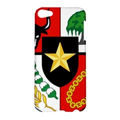 Shield Of National Emblem Of Indonesia  Apple Ipod Touch 5 Hardshell Case by abbeyz71
