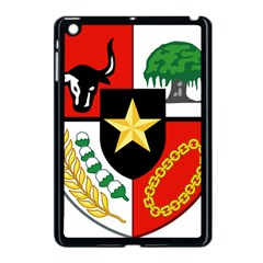 Shield Of National Emblem Of Indonesia  Apple Ipad Mini Case (black) by abbeyz71