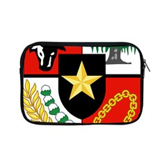 Shield Of National Emblem Of Indonesia  Apple Ipad Mini Zipper Cases by abbeyz71