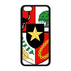 Shield Of National Emblem Of Indonesia  Apple Iphone 5c Seamless Case (black) by abbeyz71