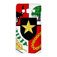 Shield Of National Emblem Of Indonesia  Samsung Galaxy A5 Hardshell Case  by abbeyz71