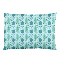 Seamless Floral Background  Pillow Case (two Sides) by TastefulDesigns