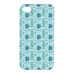 Seamless Floral Background  Apple Iphone 4/4s Premium Hardshell Case by TastefulDesigns