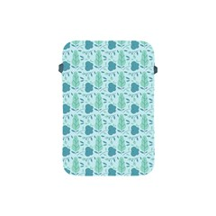 Seamless Floral Background  Apple Ipad Mini Protective Soft Cases by TastefulDesigns