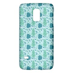 Seamless Floral Background  Galaxy S5 Mini by TastefulDesigns