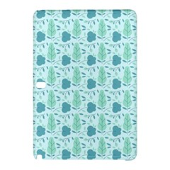 Seamless Floral Background  Samsung Galaxy Tab Pro 10 1 Hardshell Case by TastefulDesigns