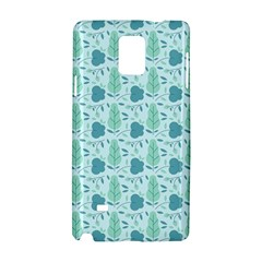 Seamless Floral Background  Samsung Galaxy Note 4 Hardshell Case by TastefulDesigns