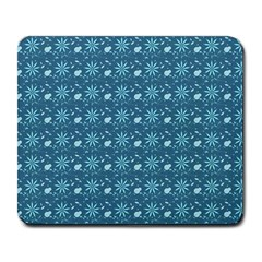 Seamless Floral Background  Large Mousepads