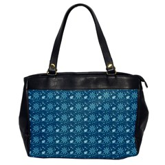 Seamless Floral Background  Office Handbags