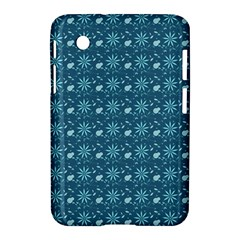 Seamless Floral Background  Samsung Galaxy Tab 2 (7 ) P3100 Hardshell Case  by TastefulDesigns