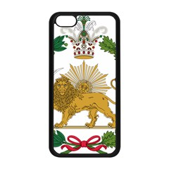 Imperial Coat Of Arms Of Persia (iran), 1907 1925 Apple Iphone 5c Seamless Case (black) by abbeyz71