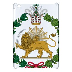 Imperial Coat Of Arms Of Persia (iran), 1907 1925 Apple Ipad Mini Hardshell Case by abbeyz71