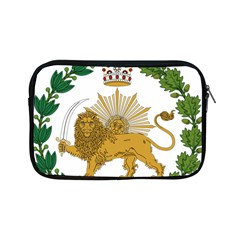 Imperial Coat Of Arms Of Persia (iran), 1907 1925 Apple Ipad Mini Zipper Cases by abbeyz71