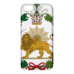 Imperial Coat Of Arms Of Persia (iran), 1907 1925 Apple Iphone 5c Hardshell Case by abbeyz71