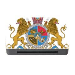 Sovereign Coat Of Arms Of Iran (order Of Pahlavi), 1932 1979 Memory Card Reader With Cf by abbeyz71