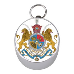 Sovereign Coat Of Arms Of Iran (order Of Pahlavi), 1932 1979 Mini Silver Compasses by abbeyz71