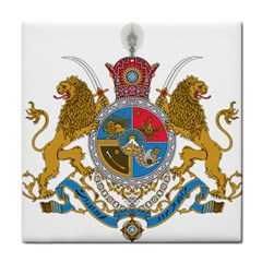 Sovereign Coat Of Arms Of Iran (order Of Pahlavi), 1932 1979 Tile Coasters by abbeyz71