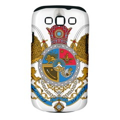 Sovereign Coat Of Arms Of Iran (order Of Pahlavi), 1932 1979 Samsung Galaxy S Iii Classic Hardshell Case (pc+silicone) by abbeyz71