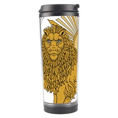 National Emblem Of Iran, Provisional Government Of Iran, 1979 1980 Travel Tumbler by abbeyz71