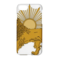 National Emblem Of Iran, Provisional Government Of Iran, 1979 1980 Apple Iphone 7 Hardshell Case by abbeyz71