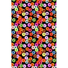 Colorful Yummy Donuts Pattern 5 5  X 8 5  Notebooks by EDDArt