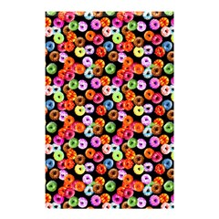 Colorful Yummy Donuts Pattern Shower Curtain 48  X 72  (small)
