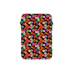 Colorful Yummy Donuts Pattern Apple Ipad Mini Protective Soft Cases by EDDArt