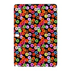 Colorful Yummy Donuts Pattern Samsung Galaxy Tab Pro 12 2 Hardshell Case