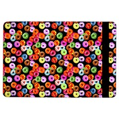 Colorful Yummy Donuts Pattern Ipad Air 2 Flip