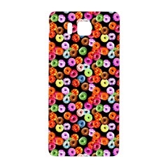 Colorful Yummy Donuts Pattern Samsung Galaxy Alpha Hardshell Back Case