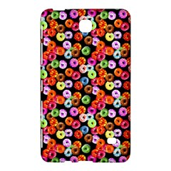 Colorful Yummy Donuts Pattern Samsung Galaxy Tab 4 (7 ) Hardshell Case
