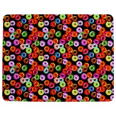 Colorful Yummy Donuts Pattern Jigsaw Puzzle Photo Stand (rectangular) by EDDArt