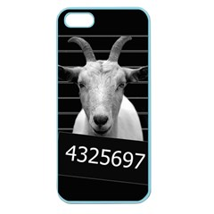 Criminal Goat  Apple Seamless Iphone 5 Case (color) by Valentinaart