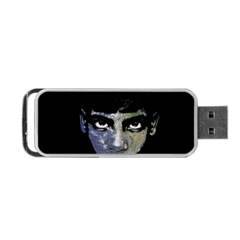 Wild Child  Portable Usb Flash (two Sides) by Valentinaart