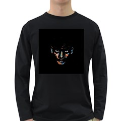 Wild Child  Long Sleeve Dark T-shirts by Valentinaart