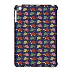 Turtle Pattern Apple Ipad Mini Hardshell Case (compatible With Smart Cover)