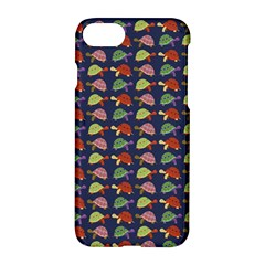 Turtle Pattern Apple Iphone 7 Hardshell Case