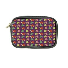 Turtle Pattern Coin Purse by Valentinaart