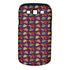 Turtle Pattern Samsung Galaxy S Iii Classic Hardshell Case (pc+silicone)