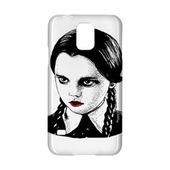 Wednesday Addams Samsung Galaxy S5 Hardshell Case  by Valentinaart