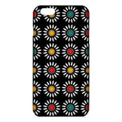 White Daisies Pattern Iphone 6 Plus/6s Plus Tpu Case by linceazul