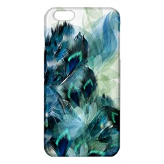 Flowers And Feathers Background Design Iphone 6 Plus/6s Plus Tpu Case by TastefulDesigns