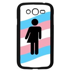 Transgender  Samsung Galaxy Grand Duos I9082 Case (black) by Valentinaart