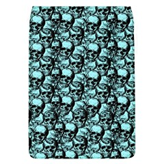 Skulls Pattern  Flap Covers (l)  by Valentinaart