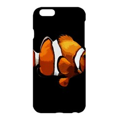 Clown Fish Apple Iphone 6 Plus/6s Plus Hardshell Case by Valentinaart